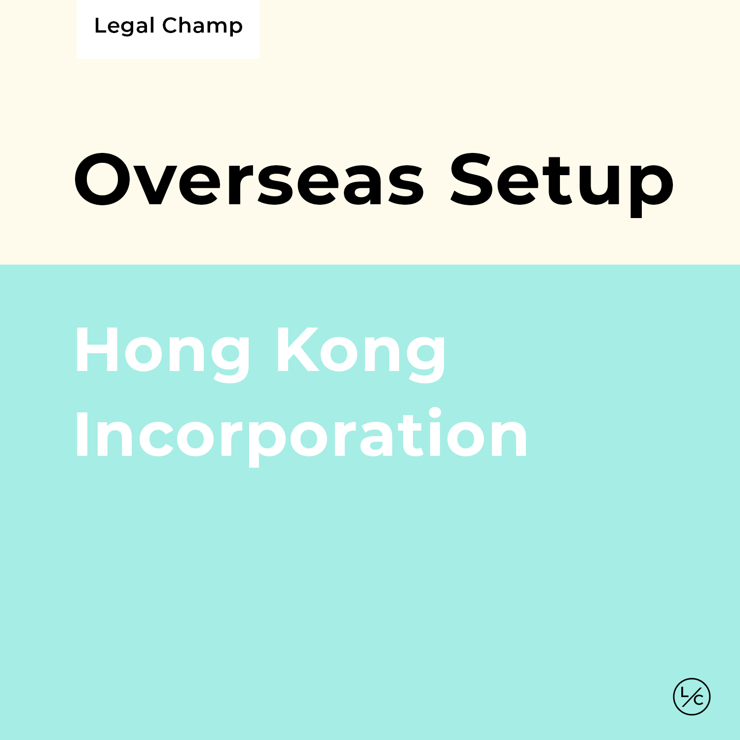 Hong Kong Incorporation