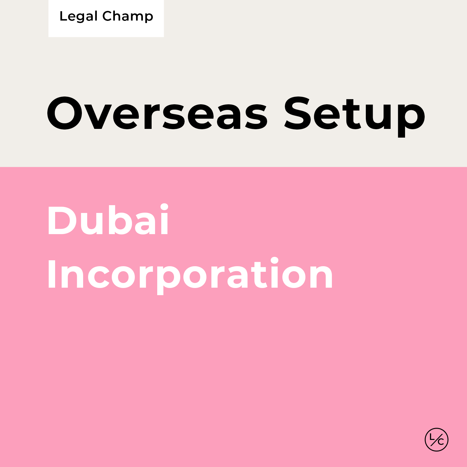 Dubai Incorporation