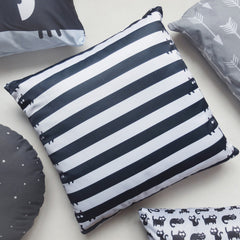 Decorative pillow Kitty Stripes