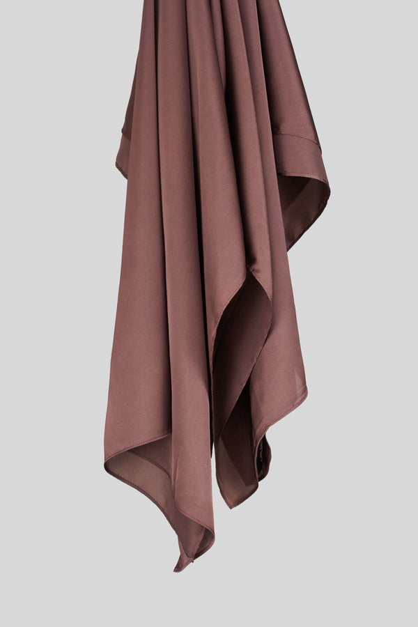 Mauve Taupe - Hijab Element