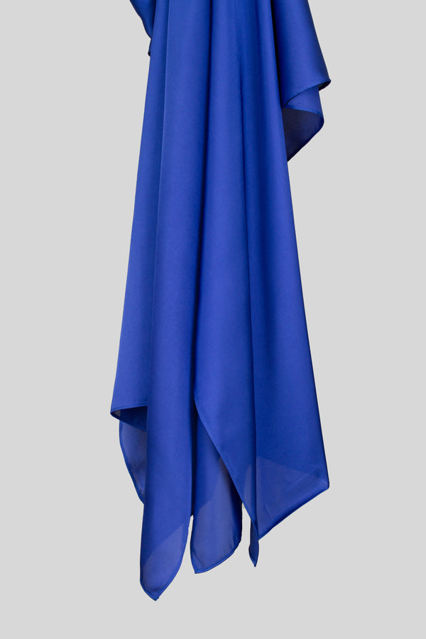 Royal Blue - Hijab Element
