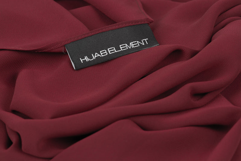 Cranberry - Hijab Element