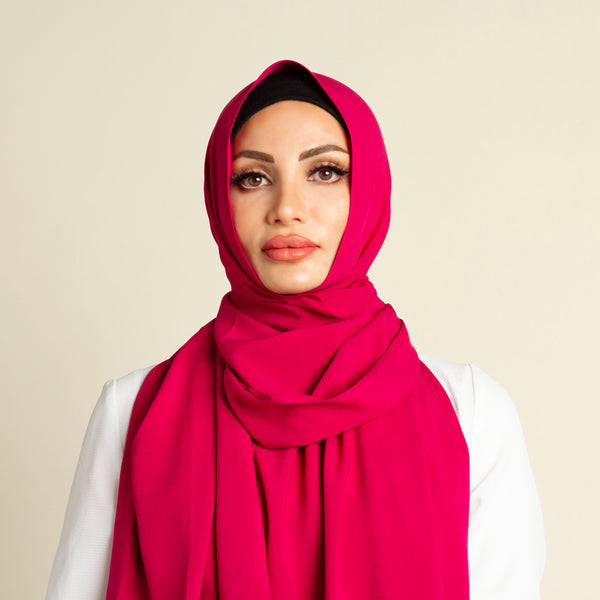 Fuschia - Hijab Element