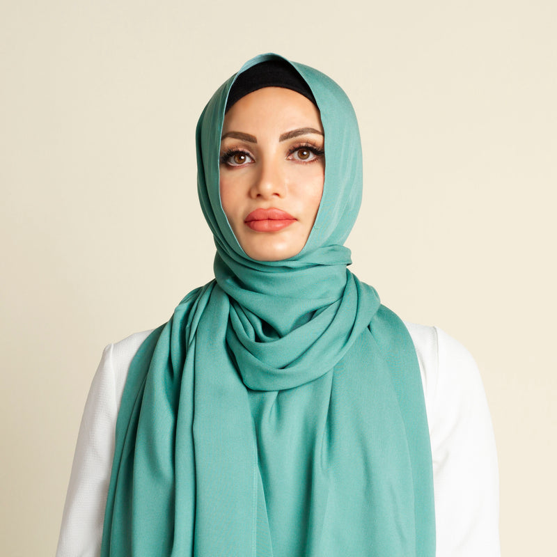 Teal - Hijab Element