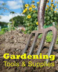 Gardening Tools & Supplies