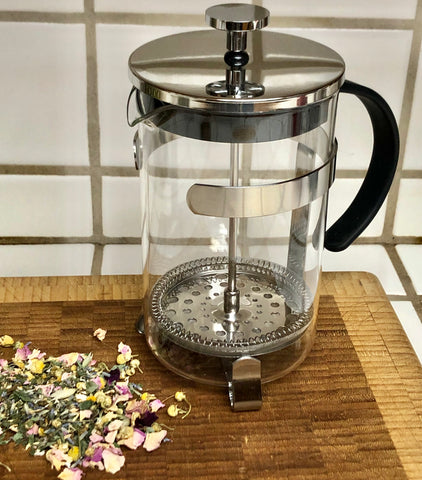 Glass French Tea/Coffee Press 27 oz