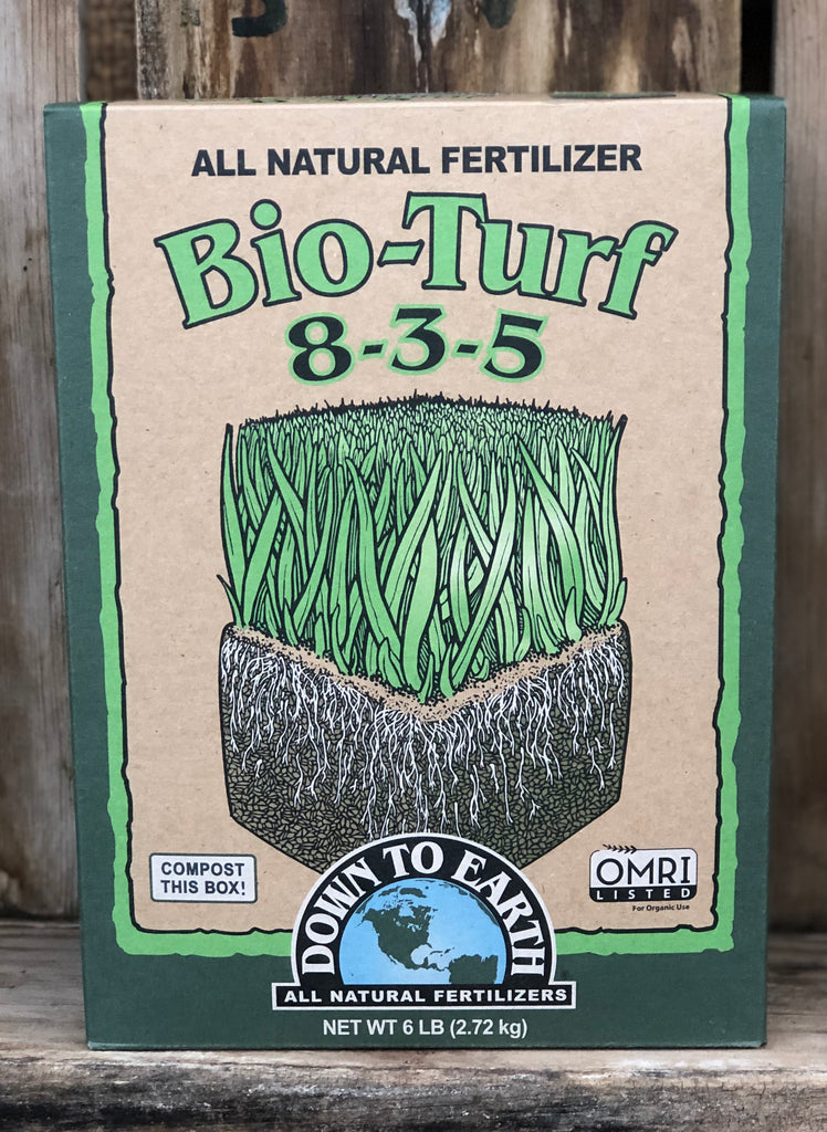 Bio-Turf Lawn Fertilizer 8-3-5