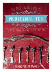 Guide to Medicinal Tea Book