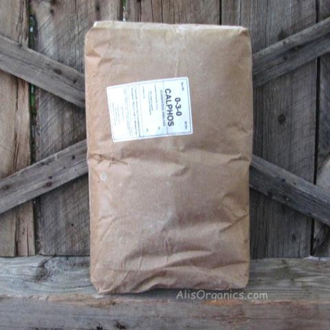 Calphos 0-3-0 Fertilizer Soft Rock Phosphate