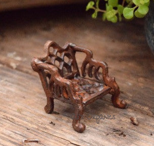 Miniature Fairy Garden Chair