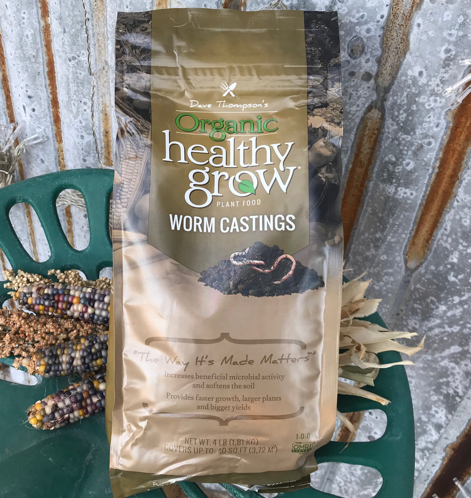 Healthy Grow Worm Castings