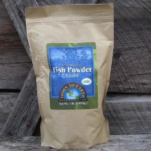 Hydrolyed Fish Powder 12-1-1