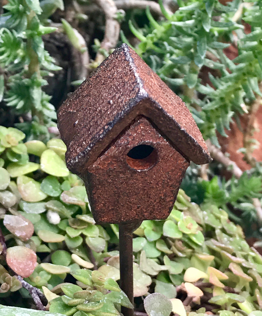 Miniature Birdhouse