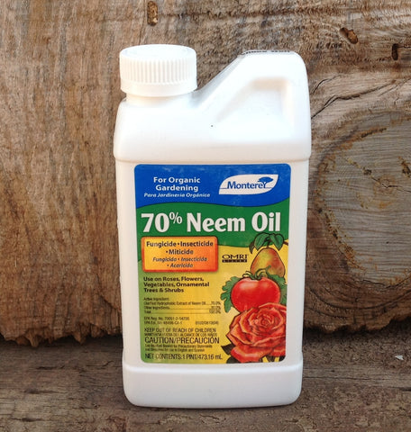 70% Neem Oil Concentrate