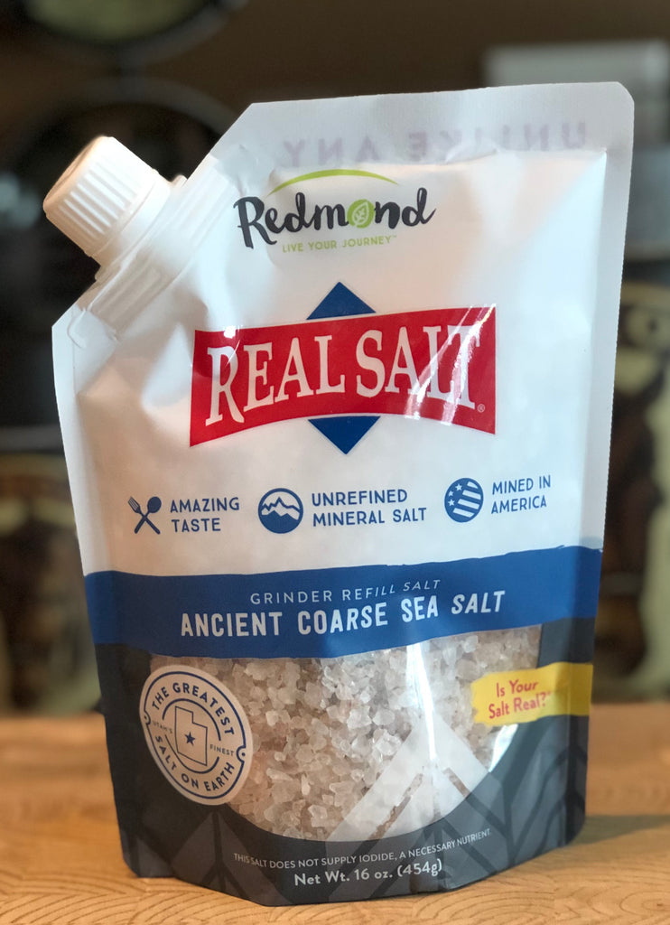 Redmonds Real Salt