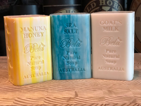 Bela Pure Natural Australia Soap