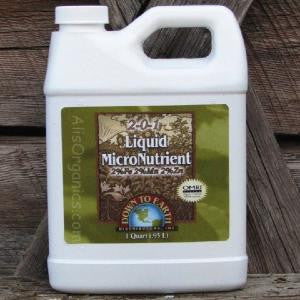 MicroNutrient Liquid 2-0-1