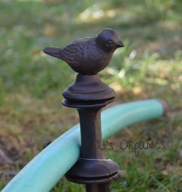 Garden Turtle or Bird Hose Guides