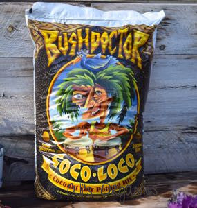 Coco Loco Potting Soil 2 Cu Ft