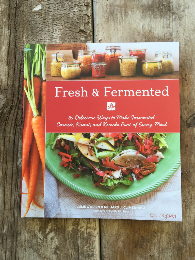 Fresh and Fermented Book