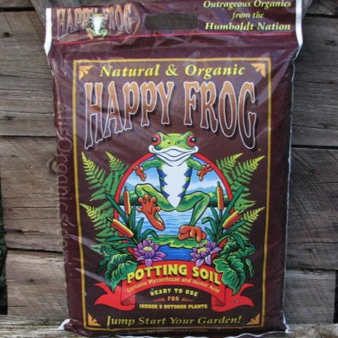 Happy Frog Potting Soil 12-qt & 2-cu ft