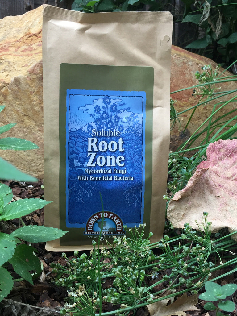 Soluble Root Zone Mycorrhizae with Beneficial Bacteria