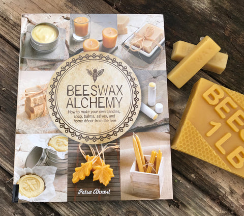 Beeswax Alchemy Book & Beeswax