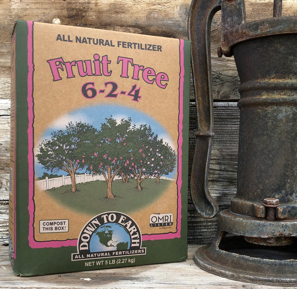 Fruit Tree 6-2-4 Fertilizer