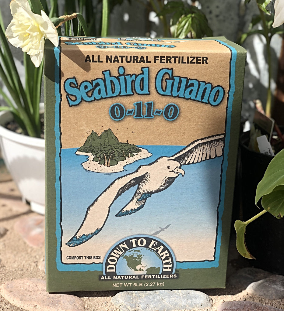 SeaBird Guano 0-11-0 Fertilizer