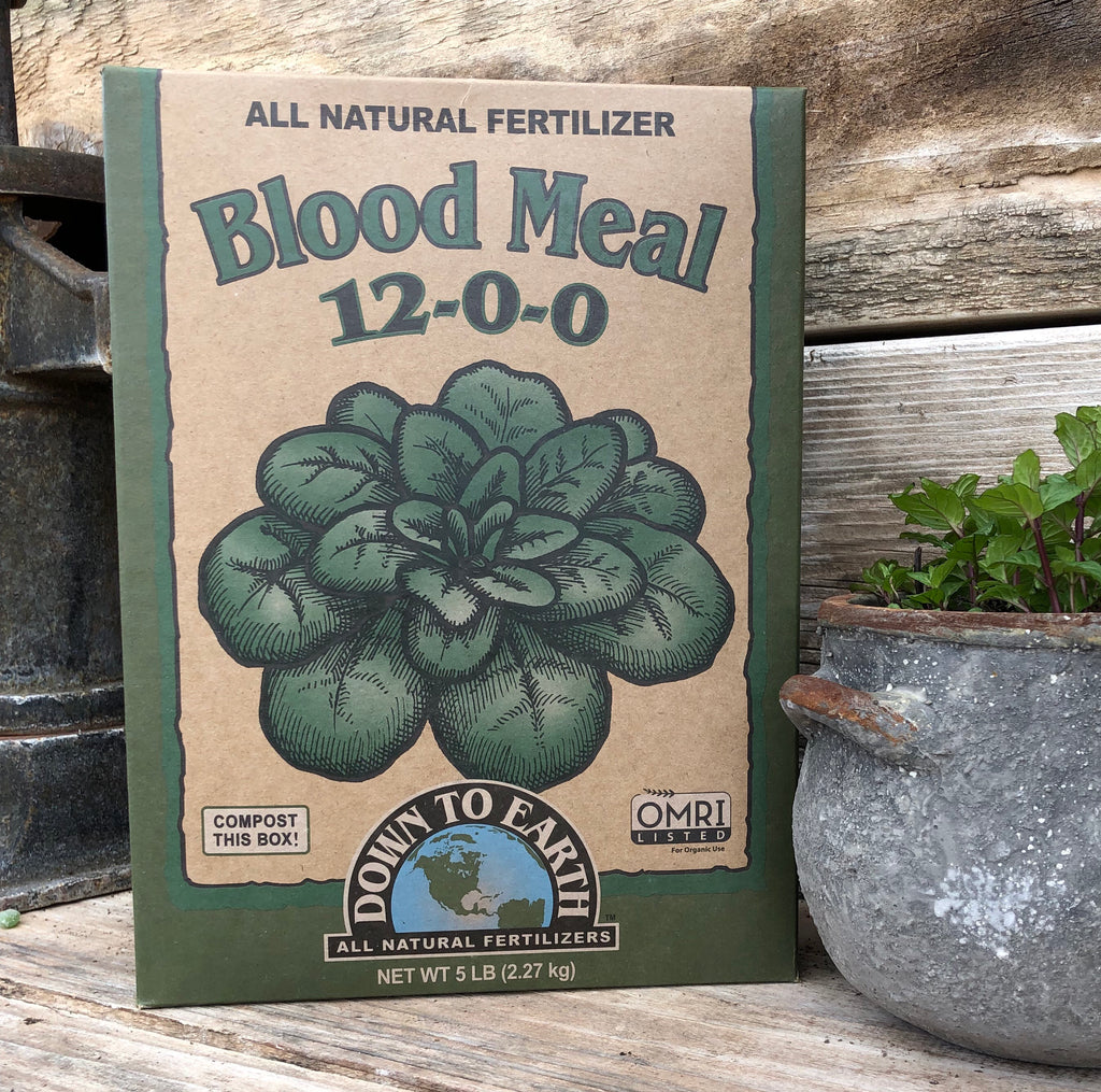 Blood Meal 12-0-0 Organic