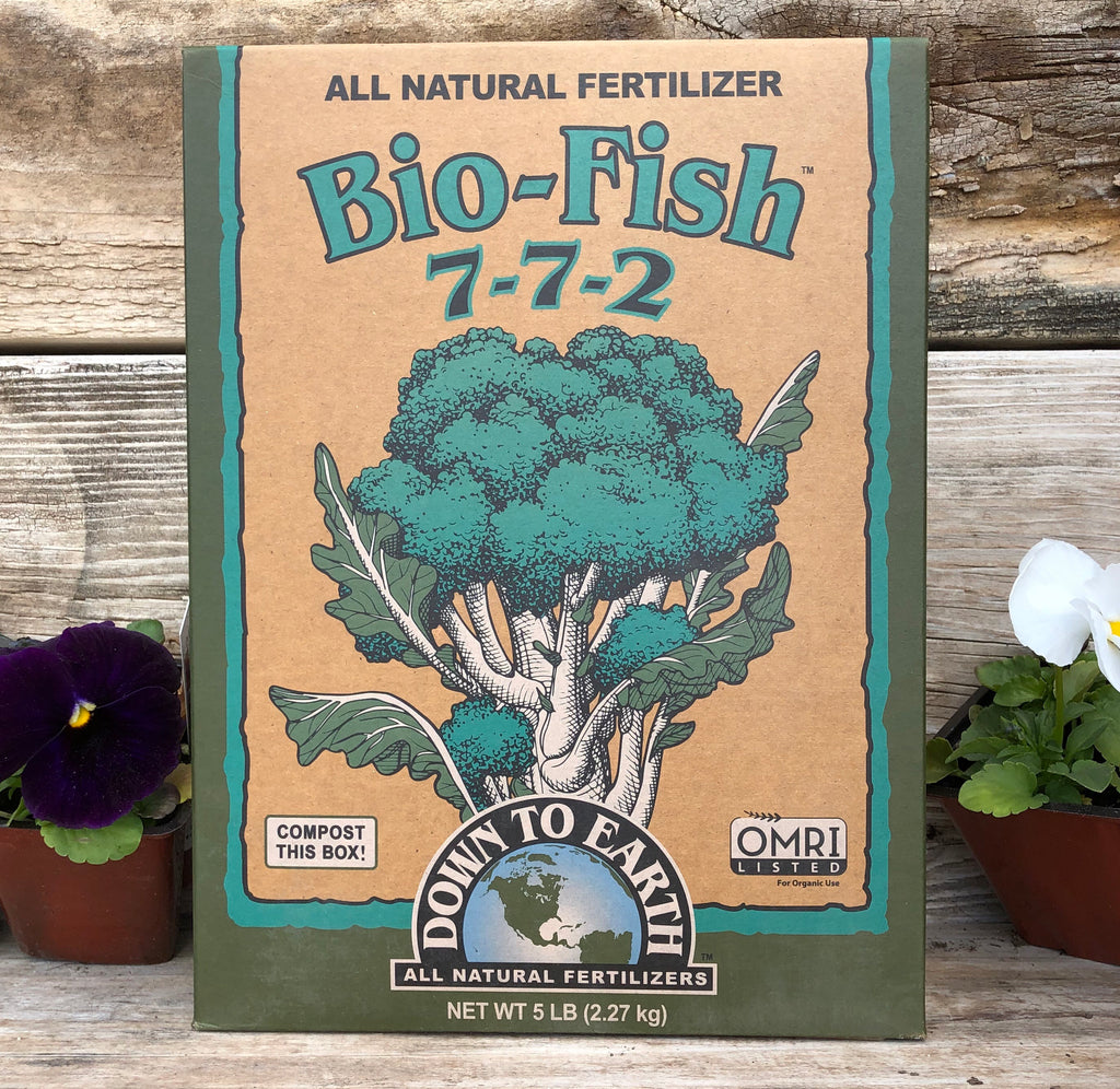 Bio-Fish 7-7-2 Organic Fertilizer