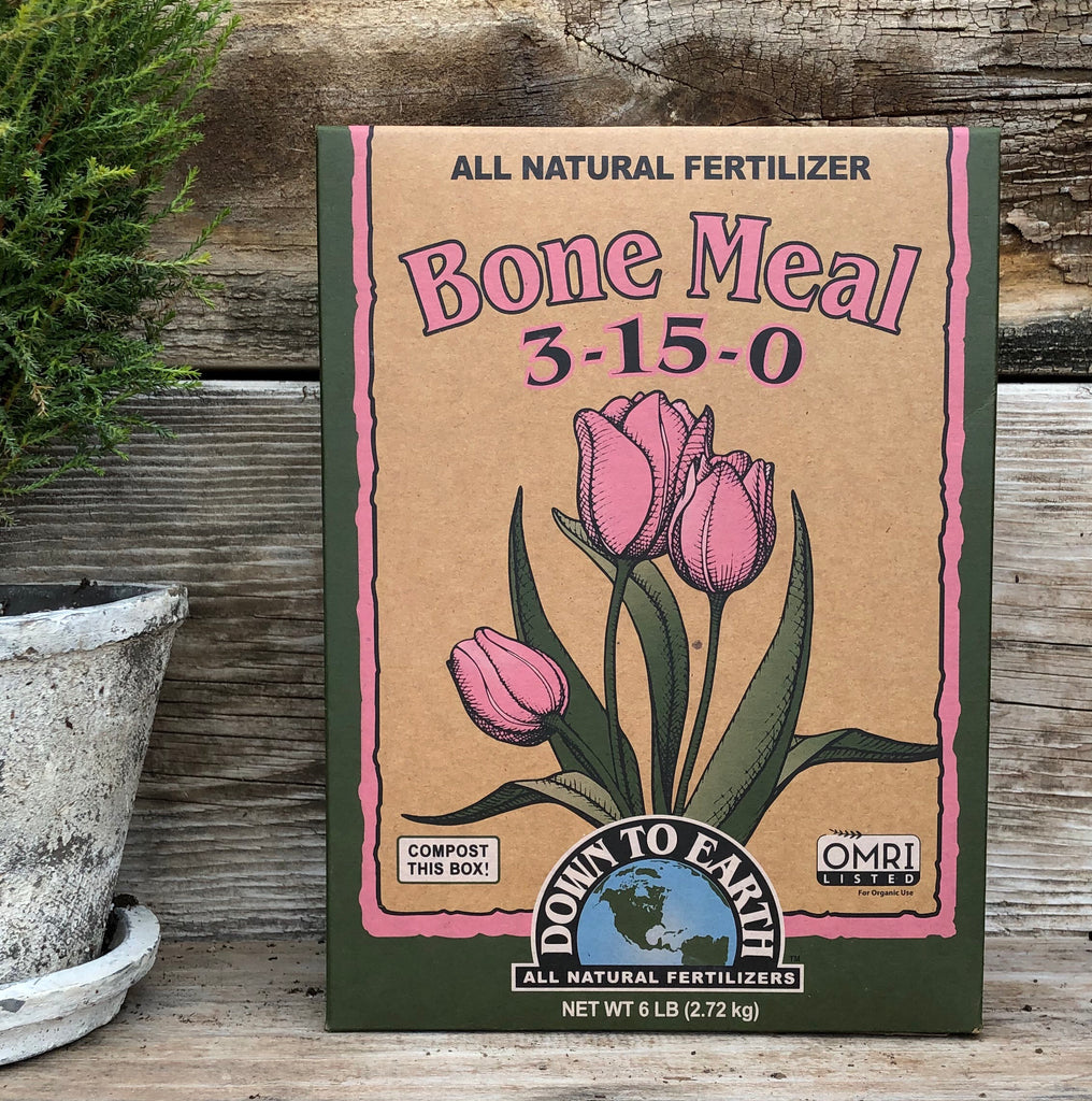 Bone Meal 3-15-0 Organic Fertilizer