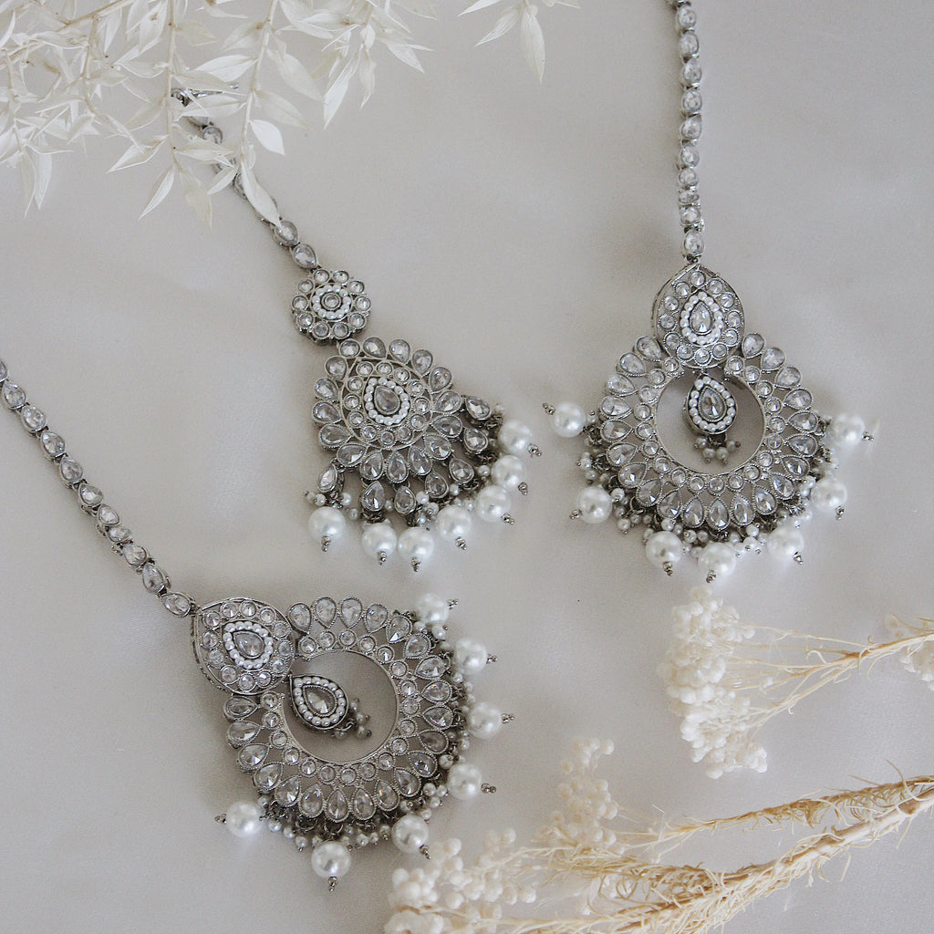 Vanya Bridal Set