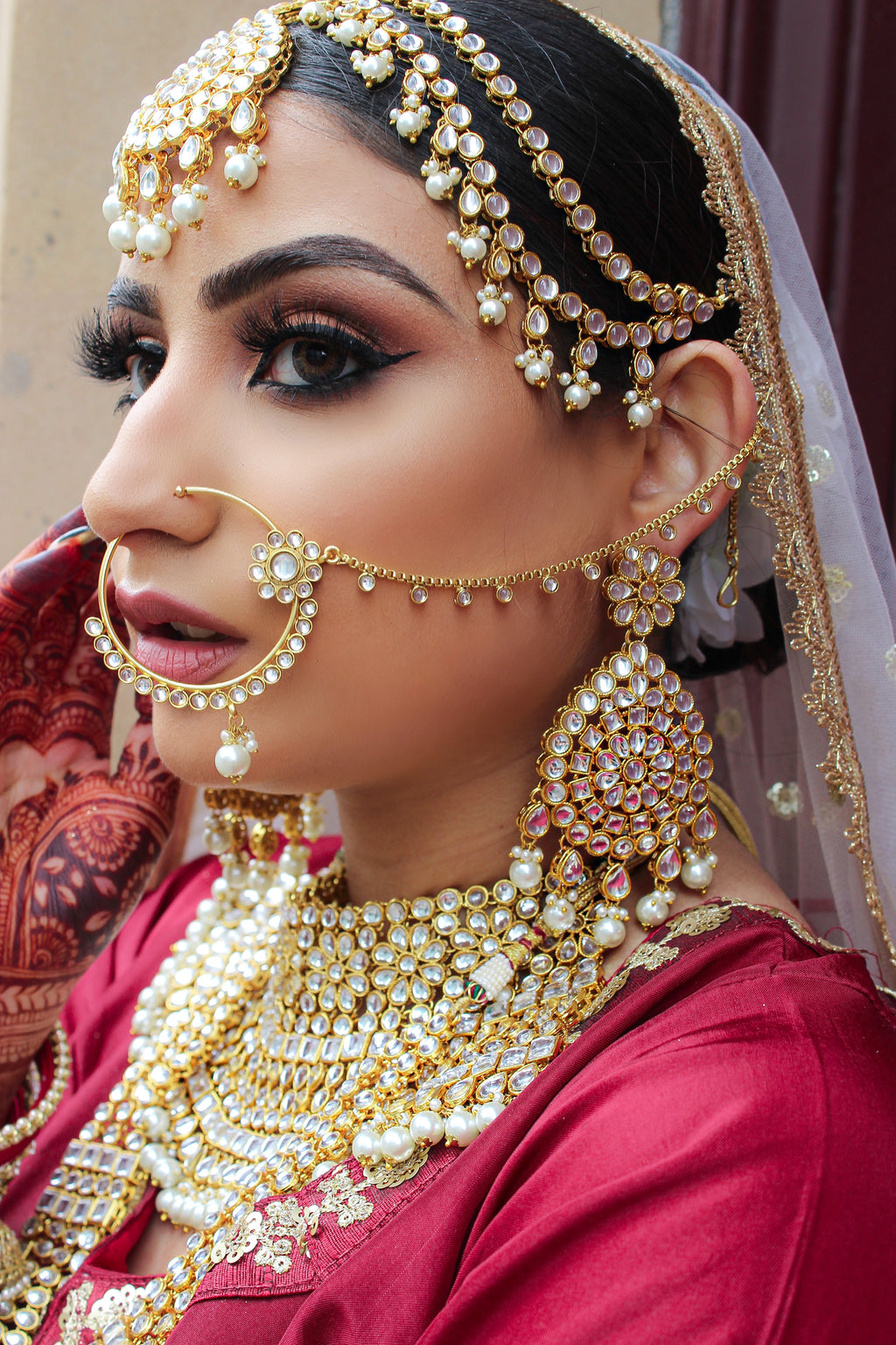 Annam Bridal Set
