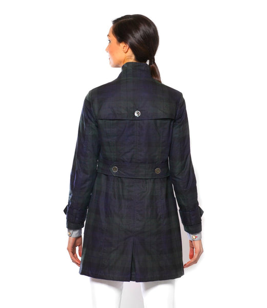 Flannigan Trench Coat