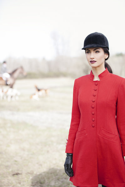 O'Connor Wool Spectator Coat