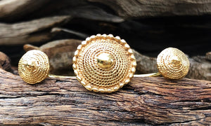 Gold Temple Antik - Valou ::: Home of the Original 3cap ring design :::