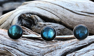 Labradorite 3cap № 3 - Valou ::: Home of the Original 3cap ring design :::