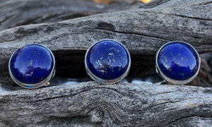 Lapis 3cap - Valou ::: Home of the Original 3cap ring design :::