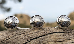 Native design 3cap № 2 - Valou ::: Home of the Original 3cap ring design :::