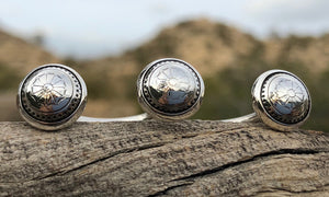 Native design 3cap № 3 - Valou ::: Home of the Original 3cap ring design :::