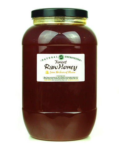 Pure and Natural Raw Forest Honey - 5kg - The Raw Honey Shop