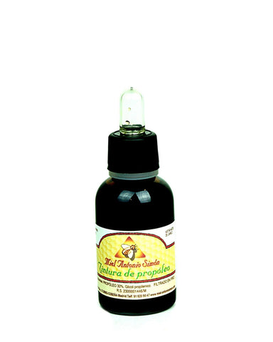 Pure and Natural Propolis Extract - 30ml - The Raw Honey Shop