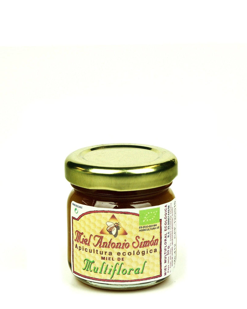 Pure and Natural Raw Multifloral Honey - 50g Tester - The Raw Honey Shop