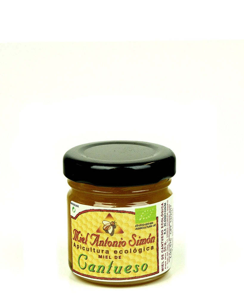 Pure and Natural Raw Organic Wild Lavender Honey - 50g Tester - The Raw Honey Shop