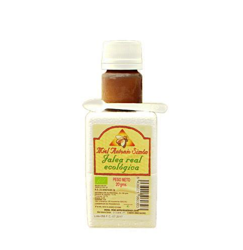 Pure and Natural Raw Fresh Royal Jelly - 20g - The Raw Honey Shop