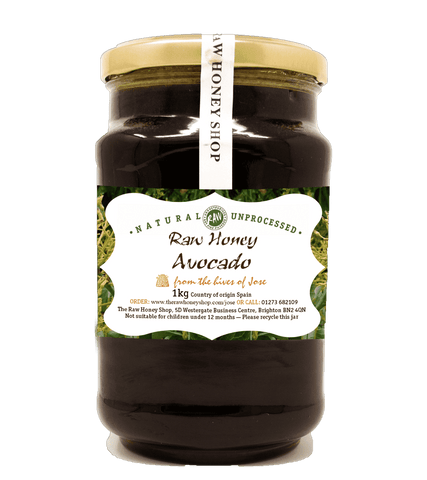 Raw Avocado Honey - 1kg