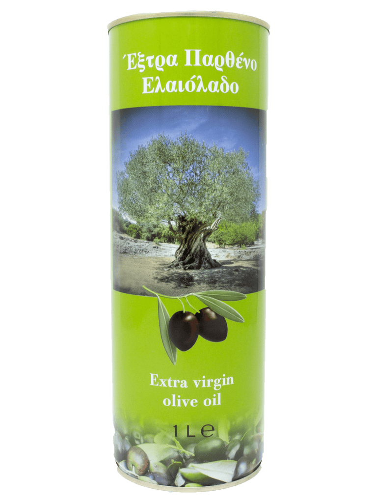 Pure and Natural Spyros' Artesan Extra Virgin Olive Oil - 1L (newly pressed) - The Raw Honey Shop