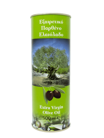 Pure and Natural Spyros' Artesan Extra Virgin Olive Oil - 500ml (newly pressed) - The Raw Honey Shop