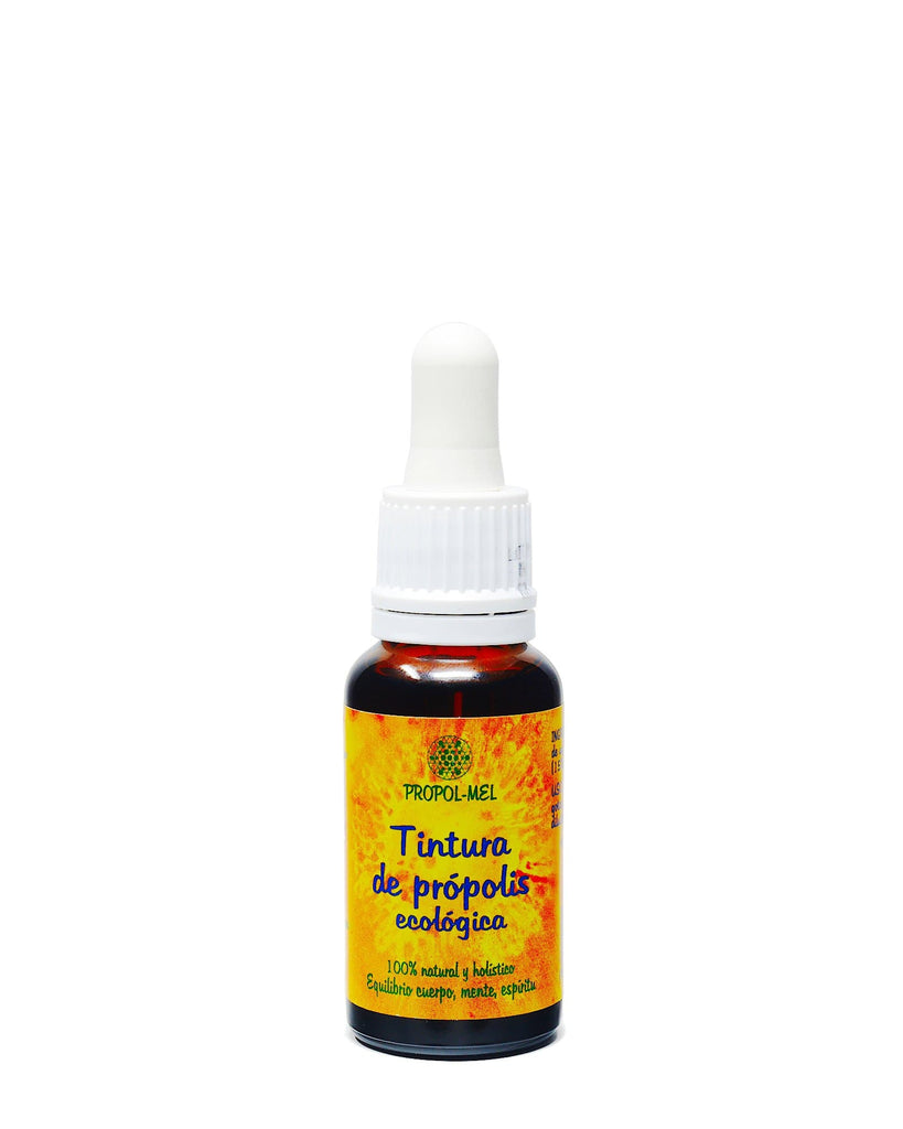 Pure and Natural Propolis Tincture - 20ml - The Raw Honey Shop